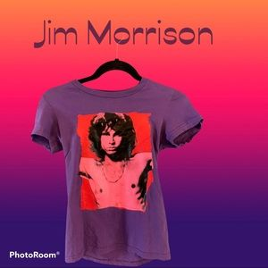 The Doors- Jim Morrison American Apparel t-shirt